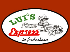 Luis Pizza Express Logo